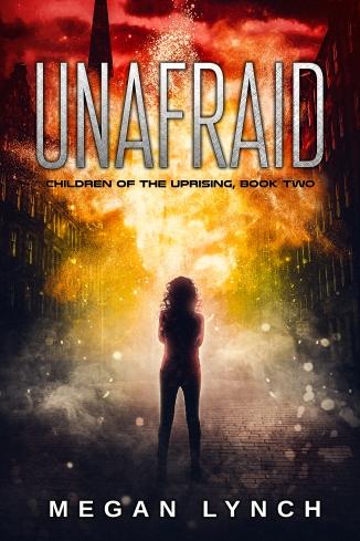 Unafraid NEW COVER
